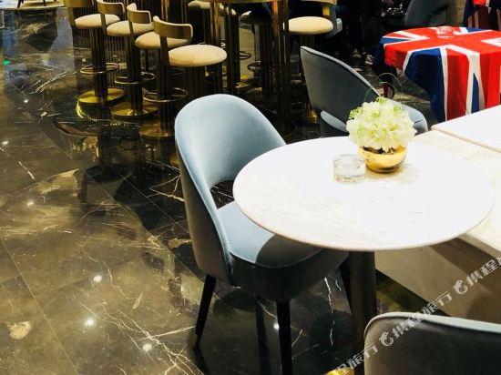 上海奕鄰66酒店(Ten66 Serviced Residences Supercity by Ariva)餐廳