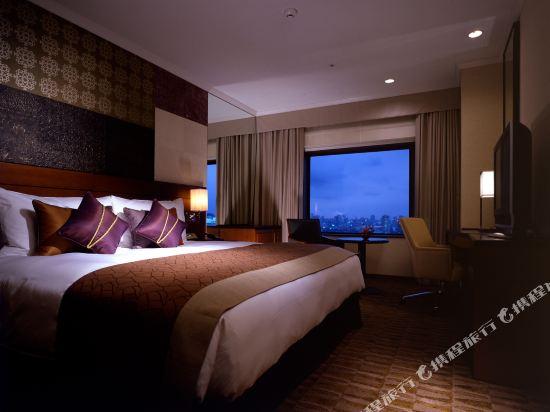 東京池袋大都會飯店(Hotel Metropolitan Tokyo Ikebukuro)行政大號床房