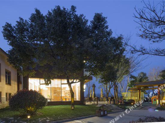 天目湖御湖半島温泉酒店(The Peninsula of Royal Lake Hotels)院子