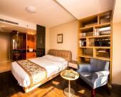 杭州樂家酒店式公寓萬通中心店