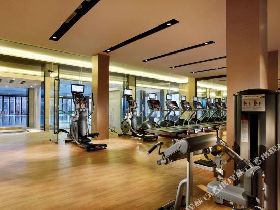 東莞虎門美思威爾頓酒店(Mels Weldon Dongguan Humen)健身房