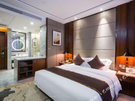 珠海棕泉水療酒店(Palm Spring Hotel)行政大床房A
