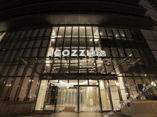 和逸飯店(高雄中山館)(Hotel Cozzi Zhongshan Kaohsiung)外觀