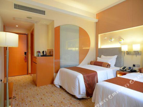 京都酒店(Metropole Hotel Macau)豪華潮式客房