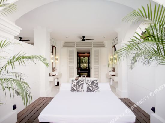 新加坡聖淘沙安曼納聖殿度假酒店(Amara Sanctuary Resort Sentosa)庭園套房(含按摩池)