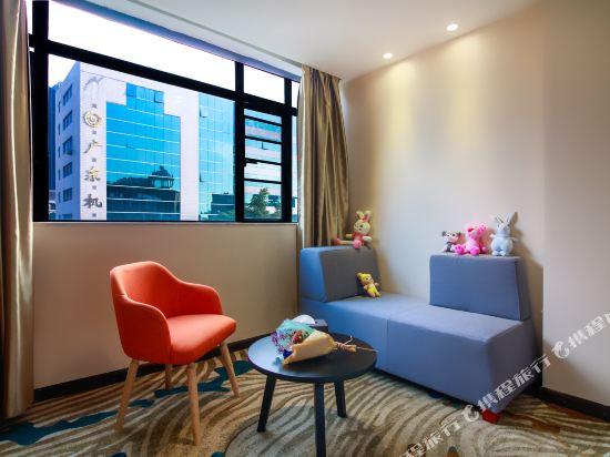 迎商·雅蘭酒店(廣州北京路店)(YING SHANG YALAN HOTEL)豪華商務房