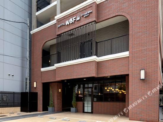 WBF北船場WEST酒店