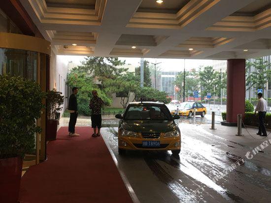 北京5L飯店(5L Hotel)公共區域