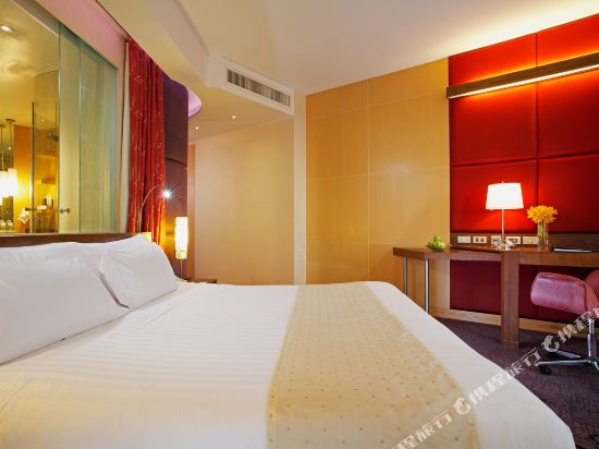 曼谷盛泰瀾中央世界商業中心酒店(Centara Grand at Centralworld)高級房