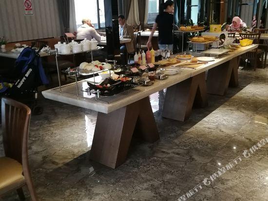 柏高酒店(廣州天河北天平架地鐵站店)(Paco Hotel (Guangzhou Tianhebei Tianpingjia Metro Station))餐廳