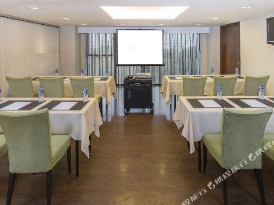 香港遠東絲麗酒店(Silka Far East Hotel)會議室