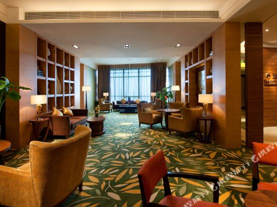 東莞厚街國際大酒店(HJ International Hotel)行政酒廊