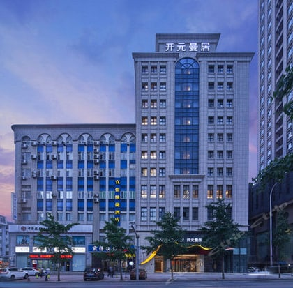 Manju Hotel (Dalian People's Square, Municipal Government)