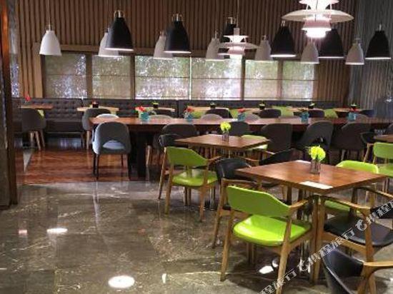 上海徐匯雲睿酒店(Lereal Inn (Shanghai Xuhui))中餐廳