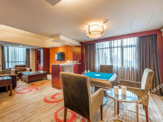 百盛達酒店(佛山千燈湖公園店)(Pasonda Hotel (Foshan Qiandeng Lake Park))休閒娛樂套房