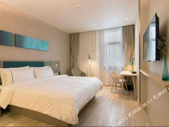 Motel 168 Qingdao Development Zone Xiangjiang Road Commercial Street Branch