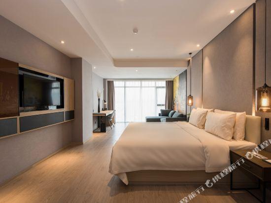 北京東直門亞朵S酒店(Atour S Hotel (Beijing Dongzhimen))行政大床房