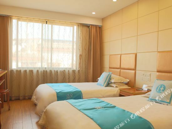 Q+ Baide Boutique Hotel (Suzhou Guanqian Center)