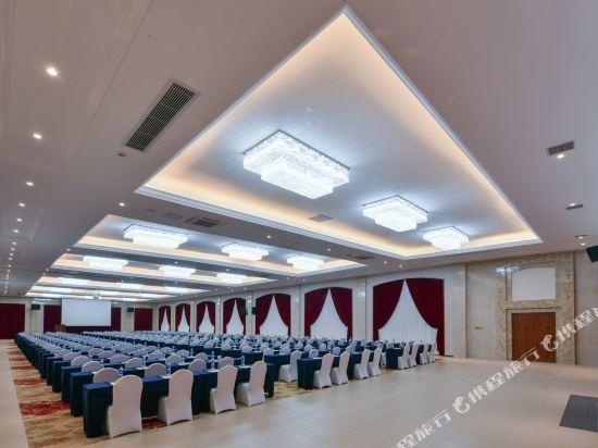 薩維爾金爵·鹿安酒店(上海國際旅遊度假區浦東機場店)(Savile Knight Lu'an Hotel (Shanghai International Tourism and Resorts Zone Pudong Airport))多功能廳