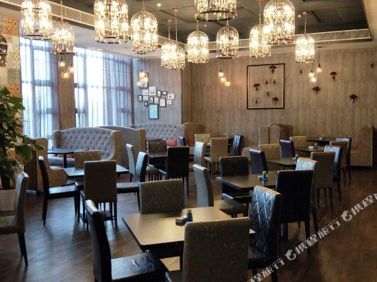中山萬維酒店(Winway Hotel)西餐廳