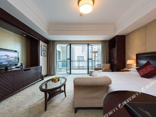 蝶來浙江賓館(Deefly Zhejiang Hotel)麗景大床房