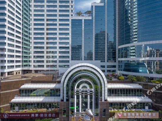 美豪麗致酒店(深圳福田會展中心店)(Mehood Lestie Hotel (Shenzhen Futian Convention and Exhibition Center))眺望遠景
