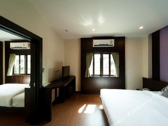 塔拉廣場酒店(Taraplace Hotel Bangkok)高級三人房
