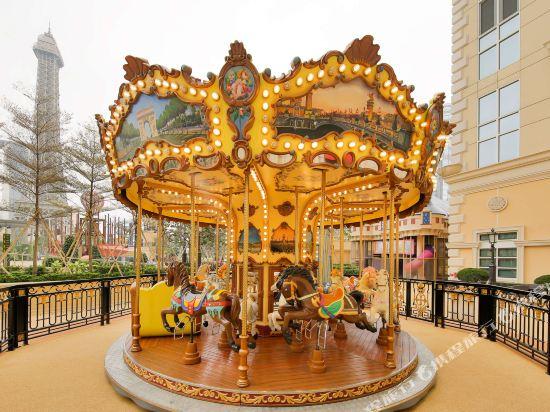 澳門巴黎人酒店(The Parisian Macao)兒童樂園/兒童俱樂部