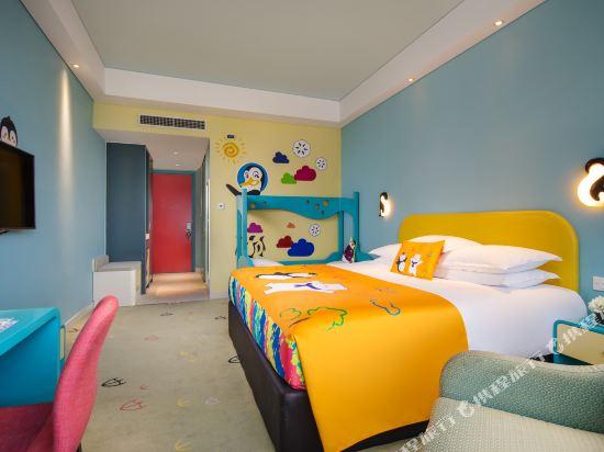 珠海長隆企鵝酒店(Chimelong Penguin Hotel)企鵝家庭房