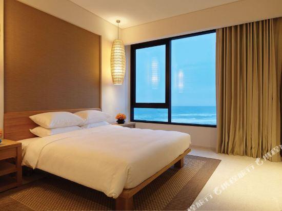 峴港凱悅麗晶渡假村及水療中心(Hyatt Regency Danang Resort and Spa)海景三卧室公寓