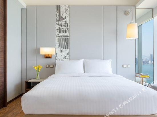 香港港島太平洋酒店(Island Pacific Hotel)豪華海景套房