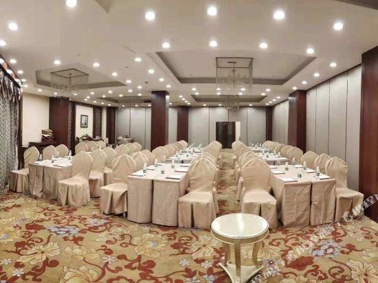 北京中樂六星酒店(Zhongle Six Star Hotel)會議室