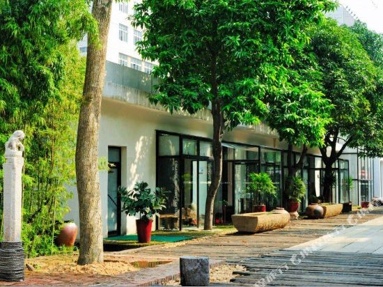 安達曼鉑岸酒店(佛山創意園店)(Anndam Boan Hotel (Foshan Creative Park))創意雙床房