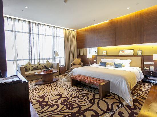 東莞厚街國際大酒店(HJ International Hotel)名仕行政大床房