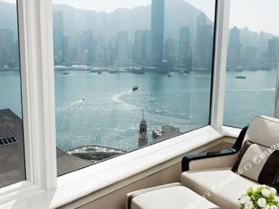 香港半島酒店(The Peninsula Hong Kong)特級豪華海景套房