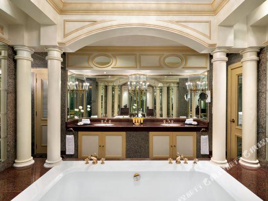 曼谷香格里拉酒店(Shangri-La Hotel Bangkok)曼谷樓總統套房
