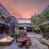 麗江古城大水車四合院麗歌麗呈酒店