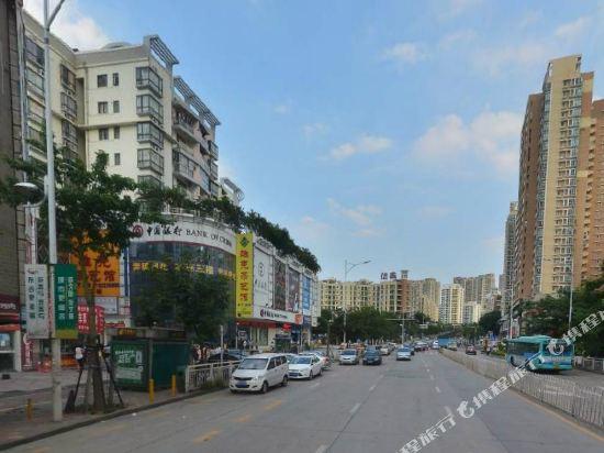 深圳百合酒店(Century Kingdom Hotel)周邊圖片