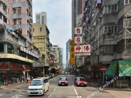 香港海景絲麗酒店(Silka Seaview Hotel)周邊圖片