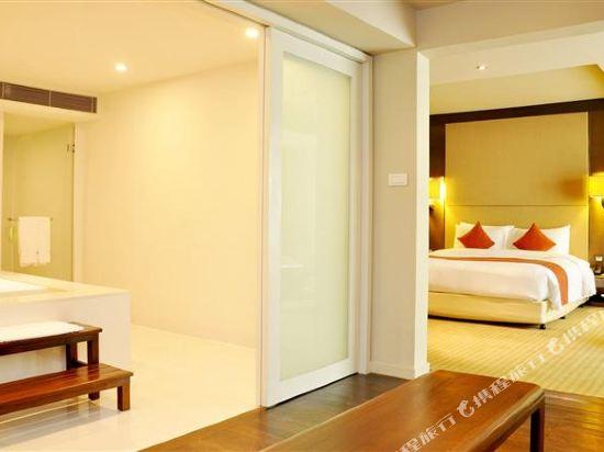 曼谷瑞士奈樂特公園酒店(Swissotel Nai Lert Park Bangkok)蜜月套房