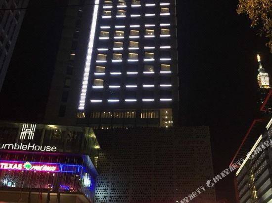 台北寒舍艾麗酒店(Humble House Taipei)外觀