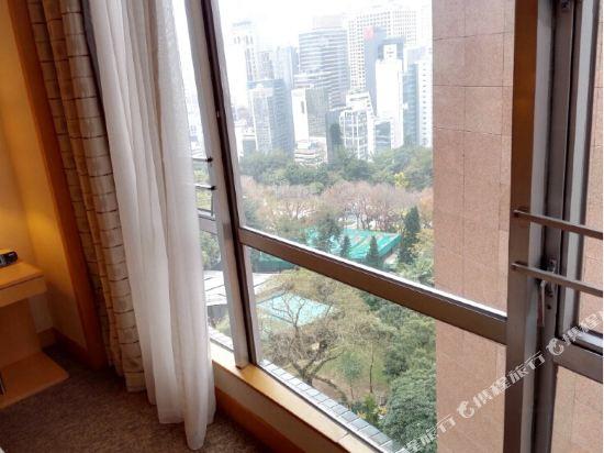 香港園景軒(Garden View Hong Kong)園景套房