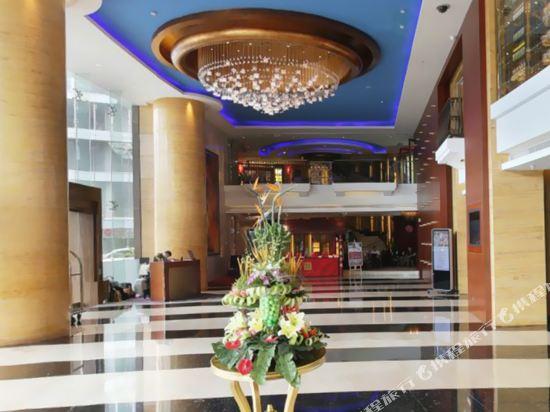 珠海來魅力假日酒店(Charming Holiday Hotel)公共區域