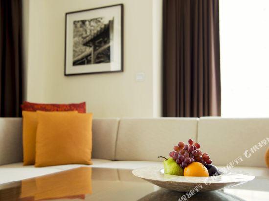 澳門君悅酒店(Grand Hyatt Macau)君悅豪華套房