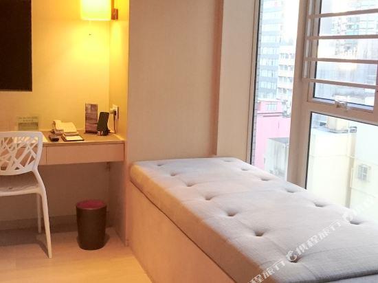 晉逸海景精品酒店上環(Butterfly on Waterfront Boutique Hotel Sheung Wan)高級客房