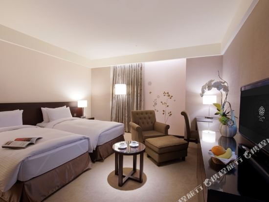 台中來來商旅(Lai Lai Hotel)超值客房(無窗)