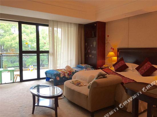 蝶來浙江賓館(Deefly Zhejiang Hotel)麗景親子房