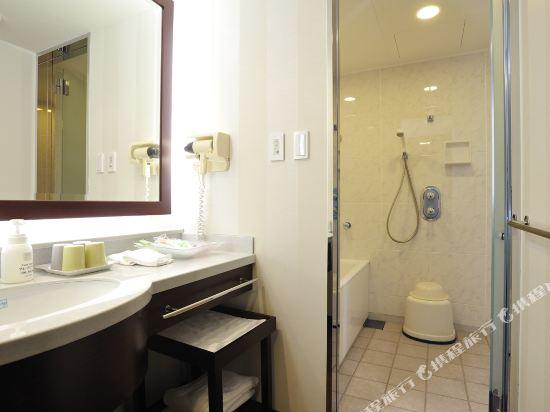 京阪環球塔酒店(Hotel Keihan Universal Tower)②スーペリア系バス