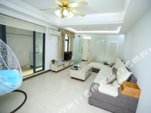 深港公寓(中山利和國際公館店)(Shengang Apartment Zhongshan Lihe International Residence Branch)
