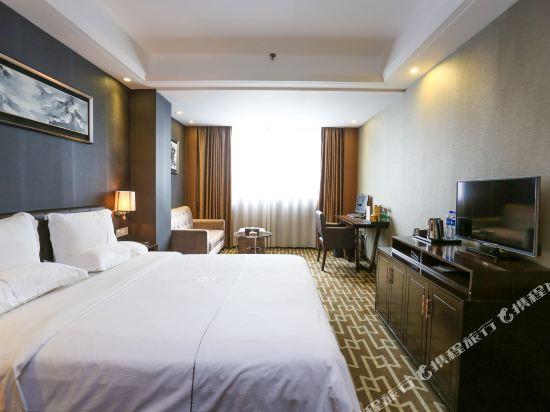 迎商·雅蘭酒店(廣州北京路店)豪華商務大床房